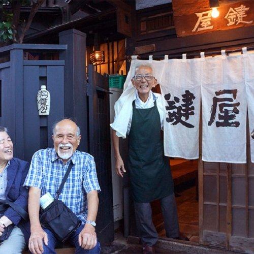 鶯谷『鍵屋』 ~江戸から続く居酒屋文化の残る店~