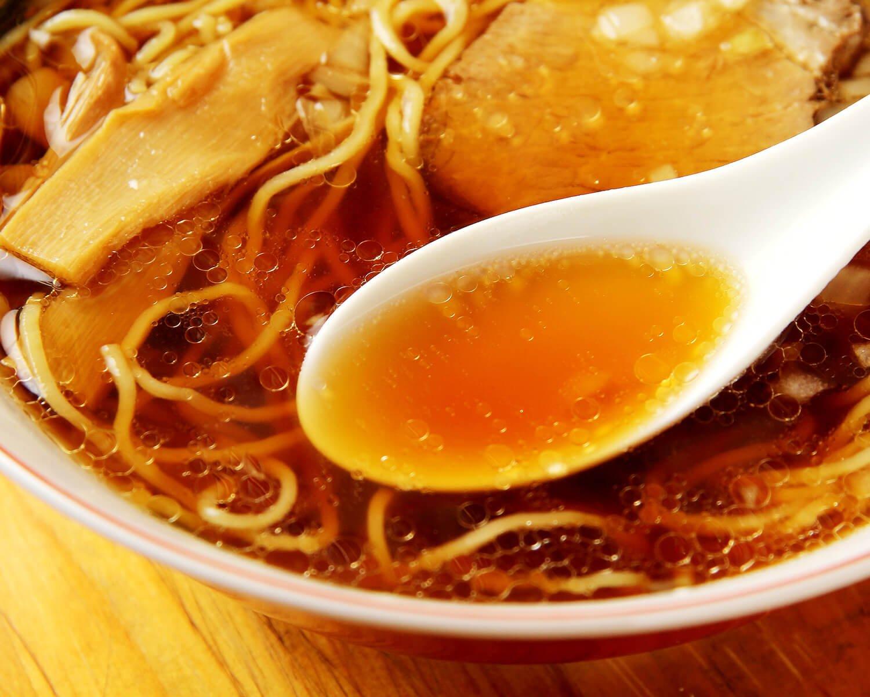 優しい味わいを楽しめるスープ。