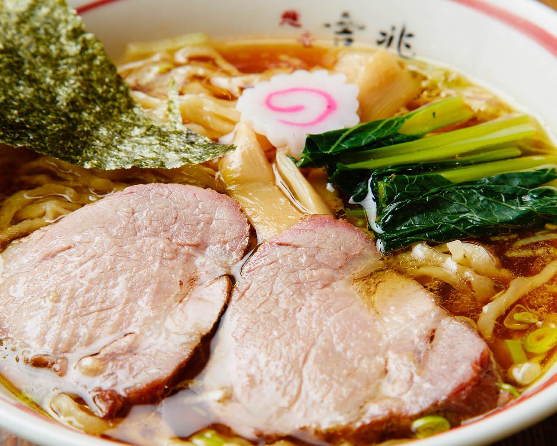 『麺壱吉兆』の中華そば