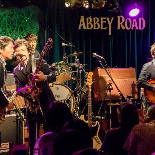 六本木『ABBEY ROAD Tokyo』で、本物さながらのビートルズステージに酔いしれる