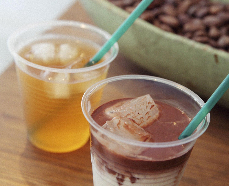 Artichoke chocolate