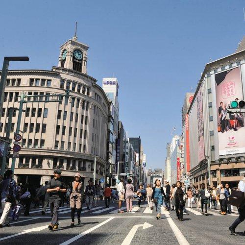 京橋駅からはじめる銀座・日比谷・芝散歩~トレンドタウンからビジネスマンの街へ