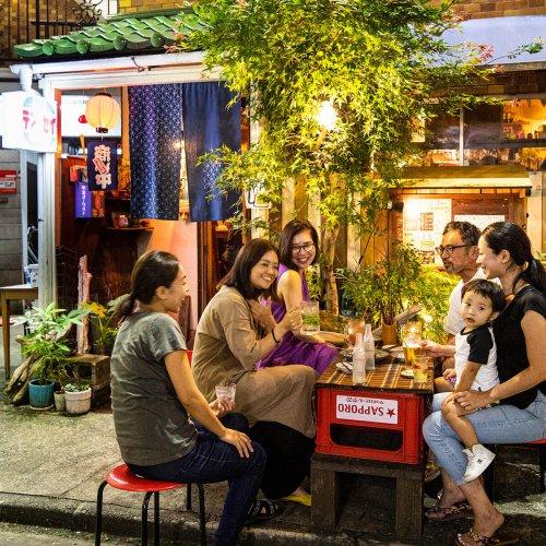 荻窪・西荻窪のハッピー酒場7軒 ~横丁で飲むか、隠れ家的居酒屋で飲むか~