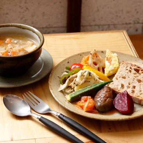 荻窪の極上タイム 心地よい空間でゆるゆる味わうよくばりさんカフェ