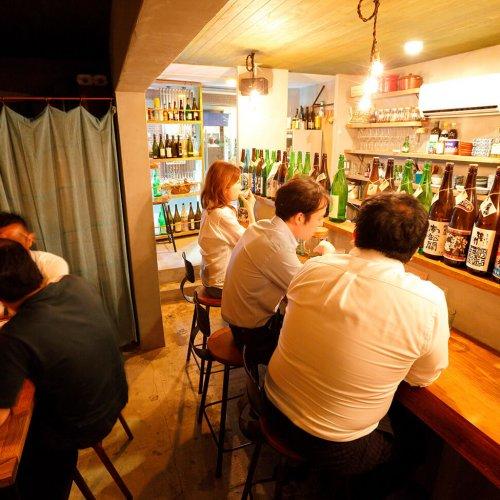 日本酒でも、焼酎でも。荻窪・西荻窪のフリースタイル酒場へようこそ