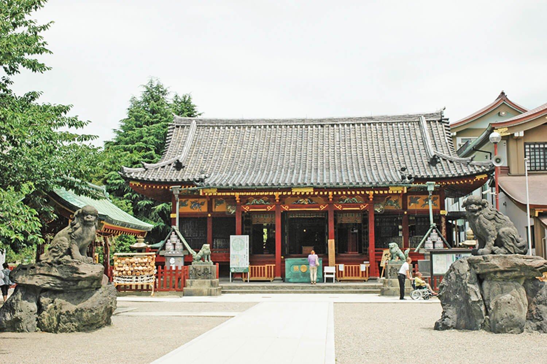 浅草神社(あさくさじんじゃ)