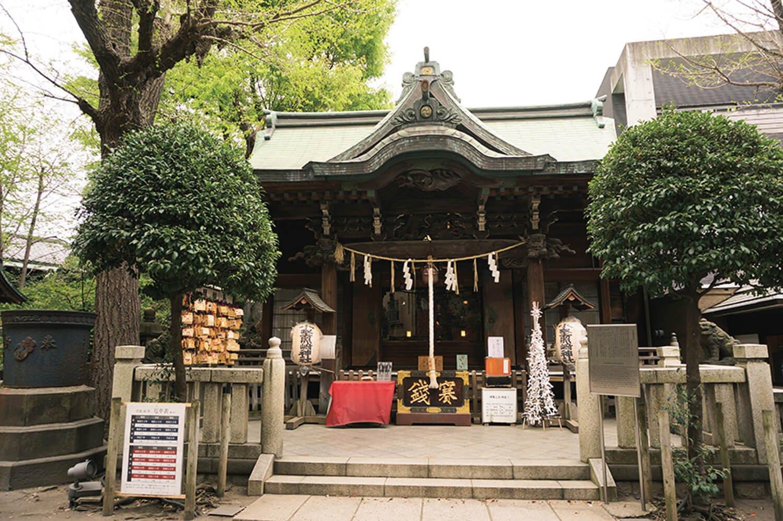 小野照崎神社(おのてるさきじんじゃ)