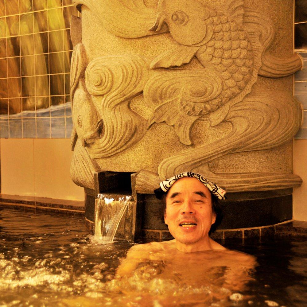 """銭湯は日本の伝統文化の結晶だ~町田忍が教える""""銭湯""""の楽しみ方~"""