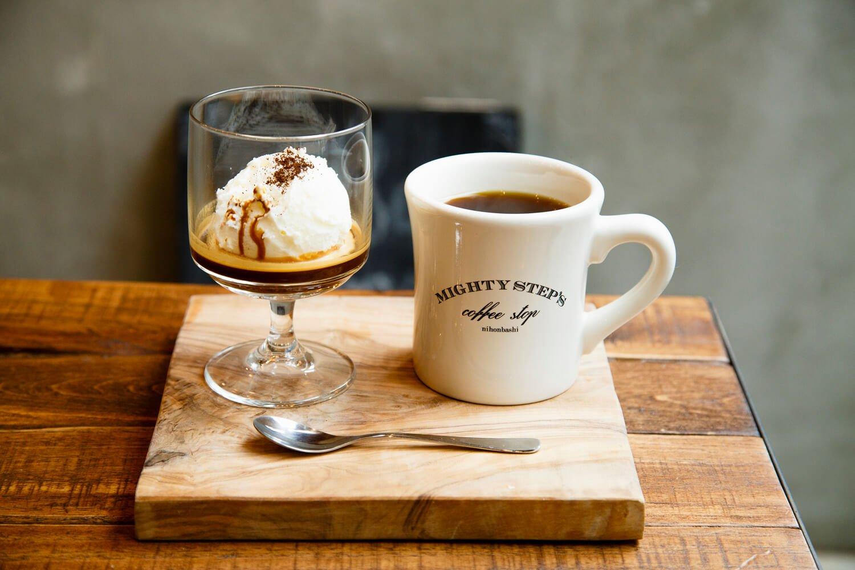 Mighty steps coffee stop(マイティ ステップス コーヒー ストップ)