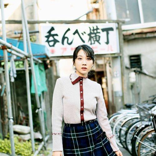 松本穂香と下町甘味喫茶へ ~銭湯、路地裏、西日、電車、あんこ玉。~