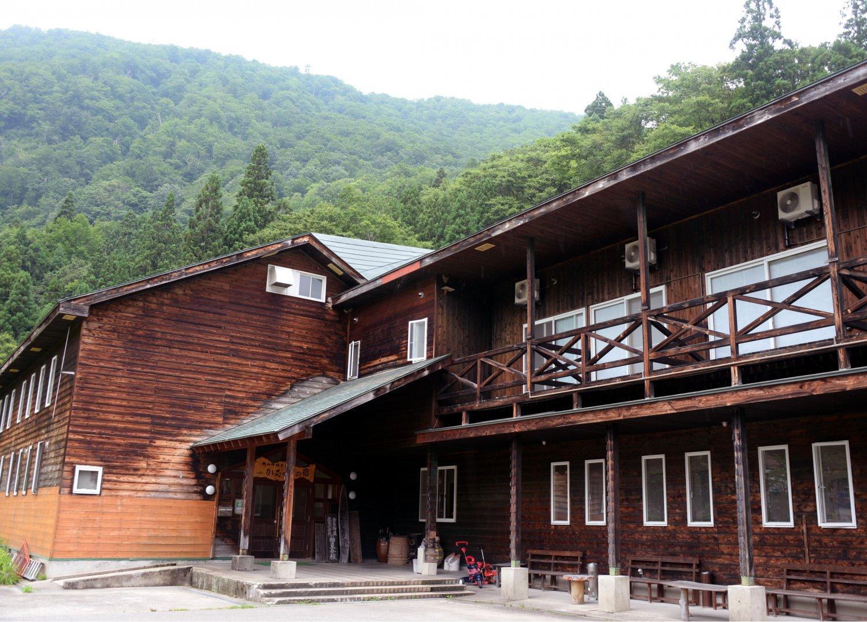 通年営業で、雪深い自然と独特な文化に触れられる体験交流施設。