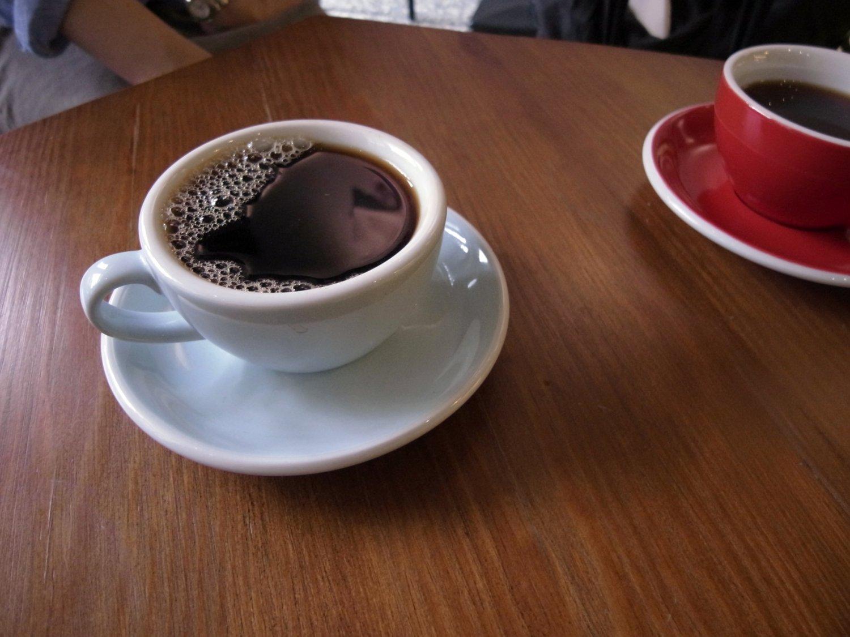 ぬけのいい酸味が特徴のコーヒー