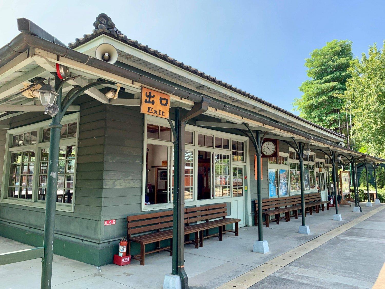 7_阿里山森林鐵路車庫園區→北門火車站2