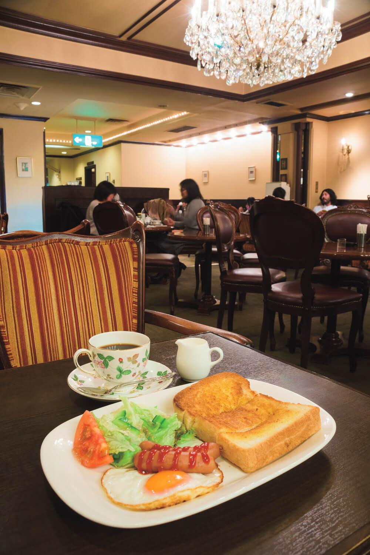 カフェ銀座仏蘭西屋(カフェぎんざふらんすや)