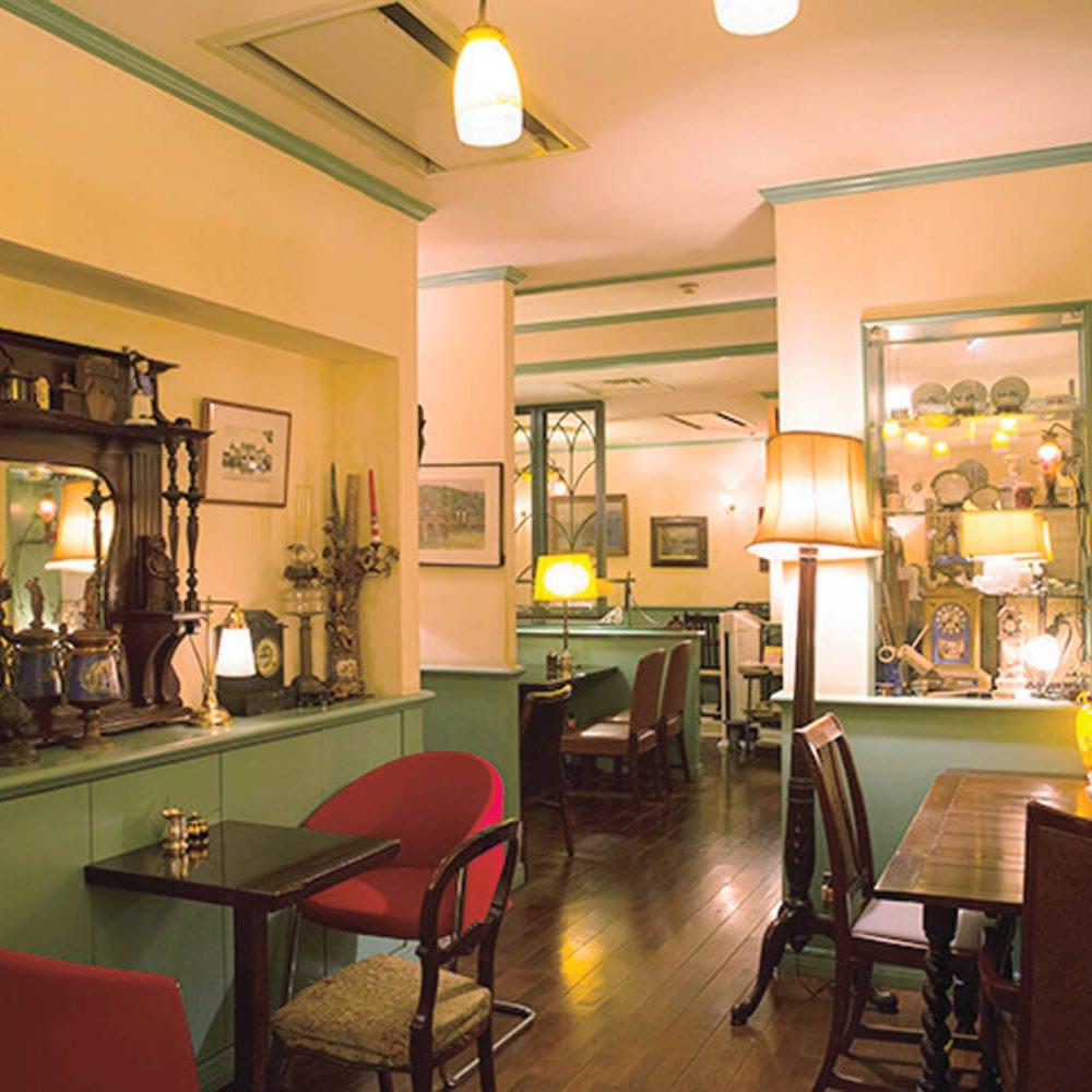 銀座のカフェ&喫茶店10軒~さすがは銀座。一筋縄ではいかない名店ぞろい!
