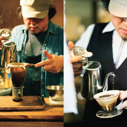 陽と陰、2つの表情を持つ喫茶店『ねじまき雲』