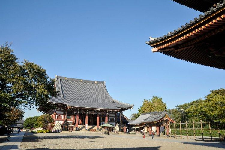 池上本門寺(いけがみほんもんじ)