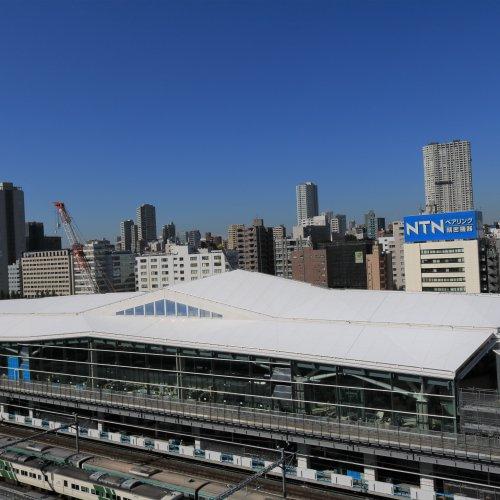 JR東日本品川エリア限定 高輪ゲートウェイ駅 開業前見学ツアー ご招待キャンペーン