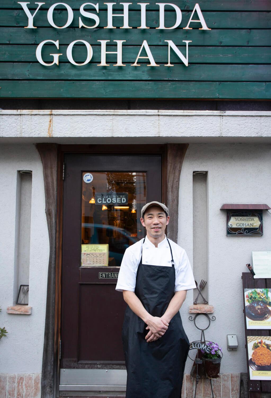 平日はキッチンカーで都内に出店する吉田さん。