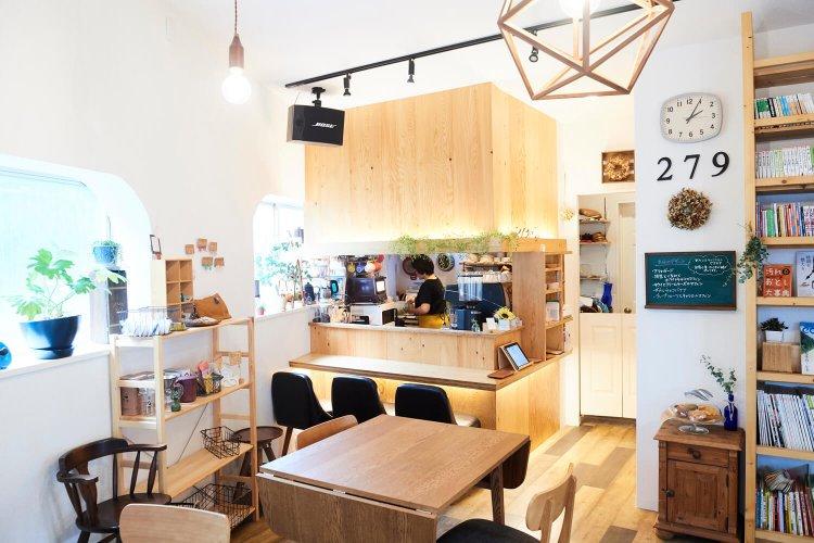 Cafe 279(カフェ ツナグ)