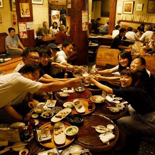 散歩の達人編集部が選ぶ、「町酒場」5選【東京編】