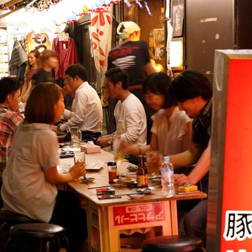 上野・御徒町で飲むならここ。アメ横からガード下まで、バラエティに富む居酒屋11店