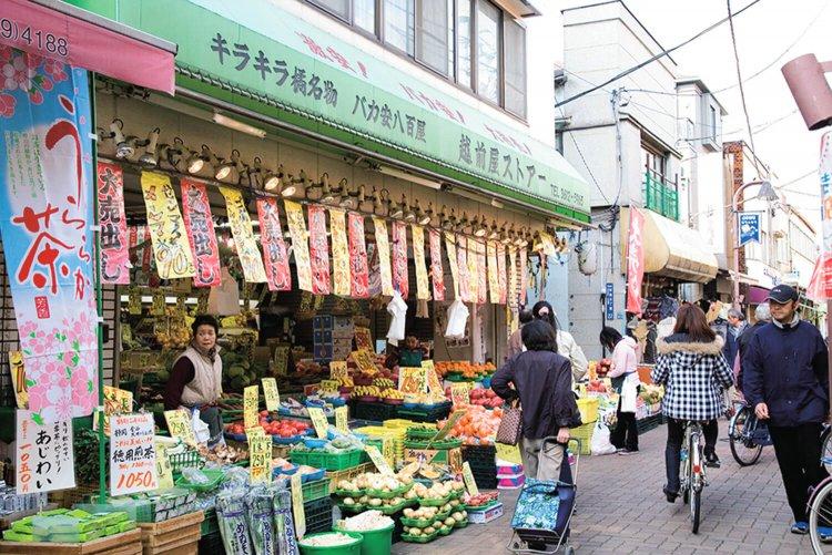 キラキラ橘商店街(キラキラたちばな)