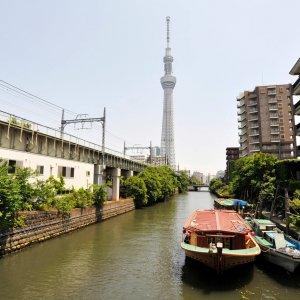駅からさんぽ~向島・押上・曳舟を歩く 古さと新しさが同居するディープな下町