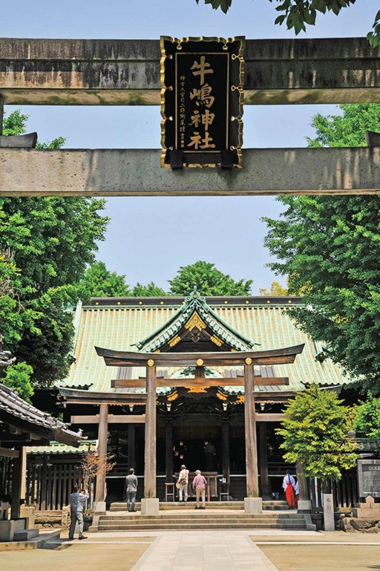 牛嶋神社(うしじまじんじゃ)