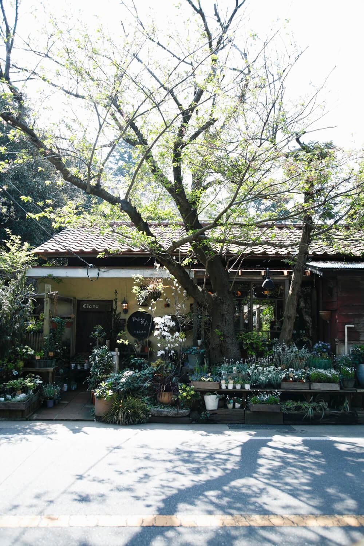 鎌倉山に立地している。
