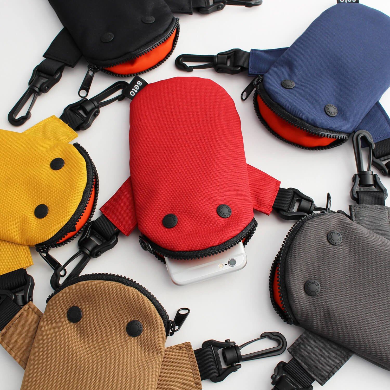Creature bagシリーズ、マメサガリ3080円。