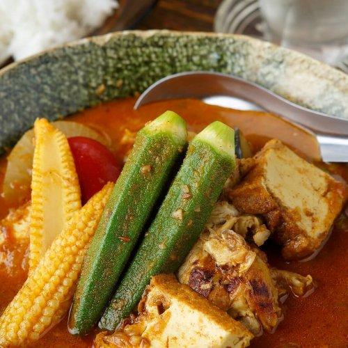 カレーの激戦区・高円寺の本当に旨いひと皿