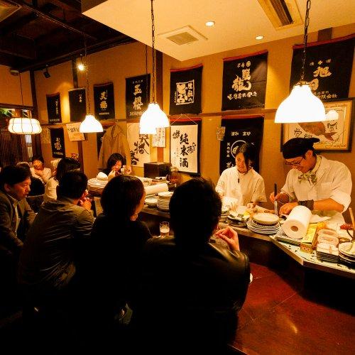 居酒屋、立ち呑み、上品なバーまで。浦和で飲み歩こう