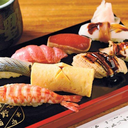 職人技が光る日本橋のお寿司屋さん6店