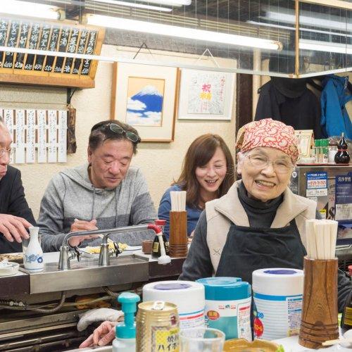 日本橋の居酒屋でほっとひと息。仕事帰りに立ち寄りたい6店