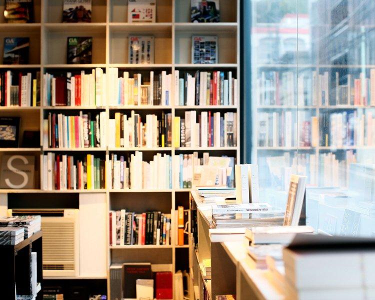 GA gallery Bookshop