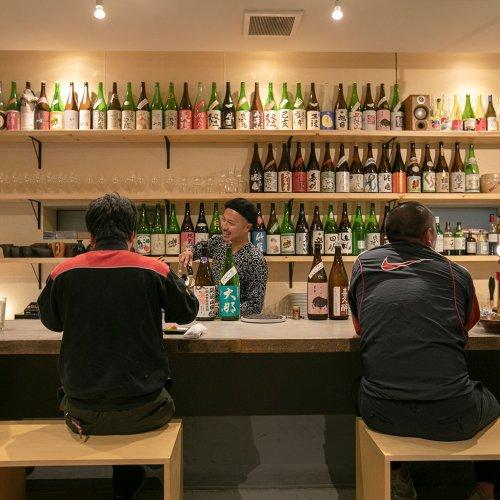 原宿・表参道・千駄ヶ谷の、おしゃれ地帯にひそむオアシス酒場。