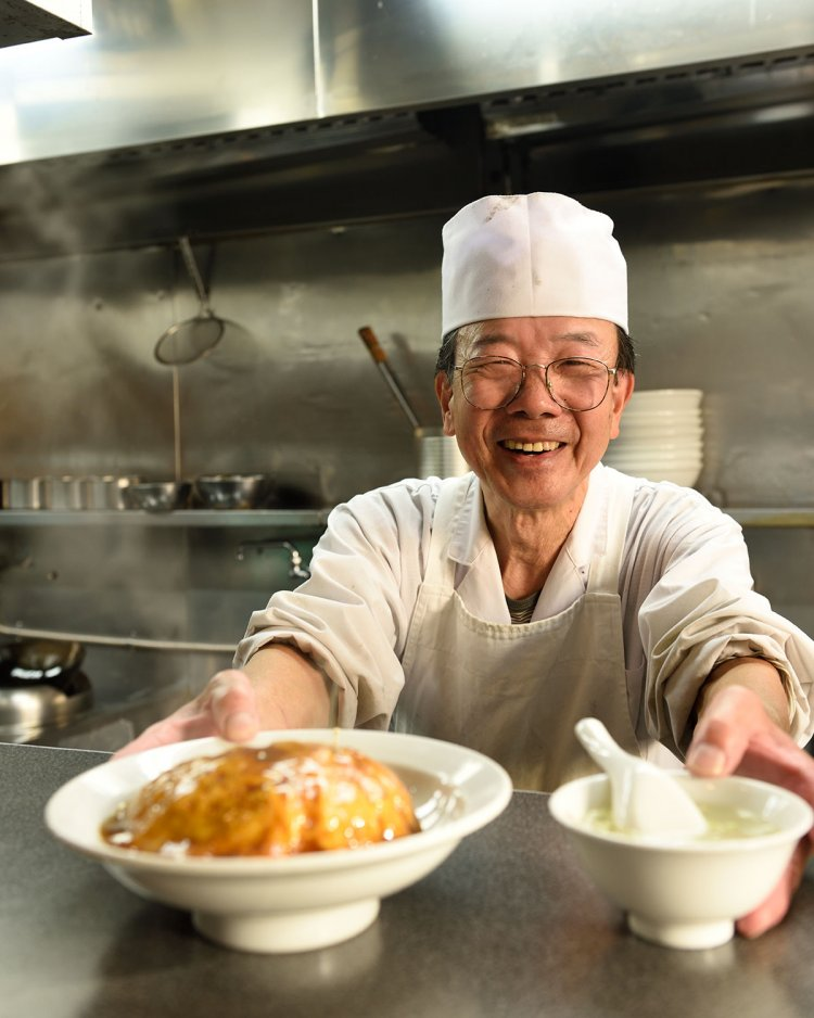 中国料理 十八番