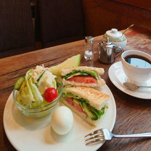 日本橋の喫茶3選。こだわりのコーヒーを片手に至福のひと時を。