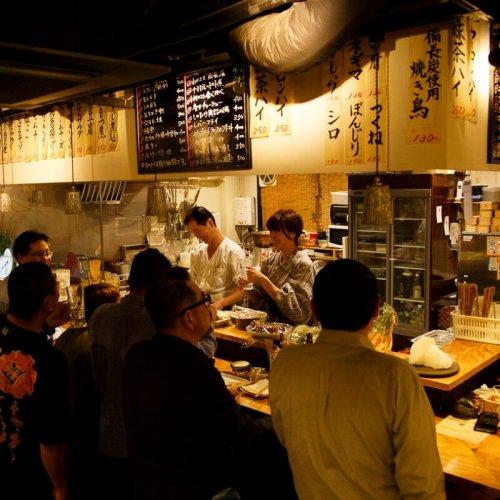 門前仲町の居酒屋5店。下町情緒を味わいながら、うまい酒をゆっくり飲む。