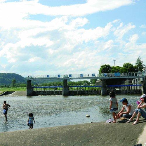駅からさんぽ~羽村・福生を歩く 玉川上水の水辺を下るネイチャーさんぽ