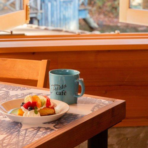 飯能市、森を感じるカフェ3軒。