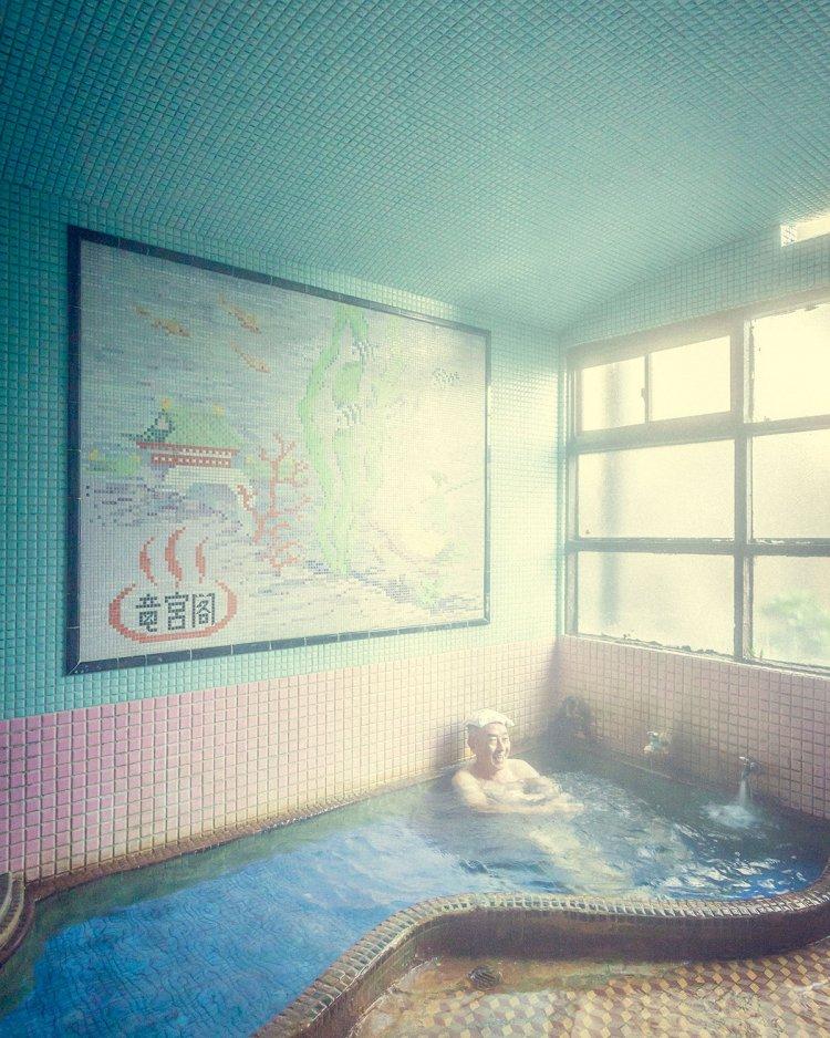 熱海温泉 竜宮閣