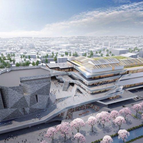 この夏、東所沢に誕生する複合施設とは? 「ところざわサクラタウン」は新しい街づくりの拠点なのだ