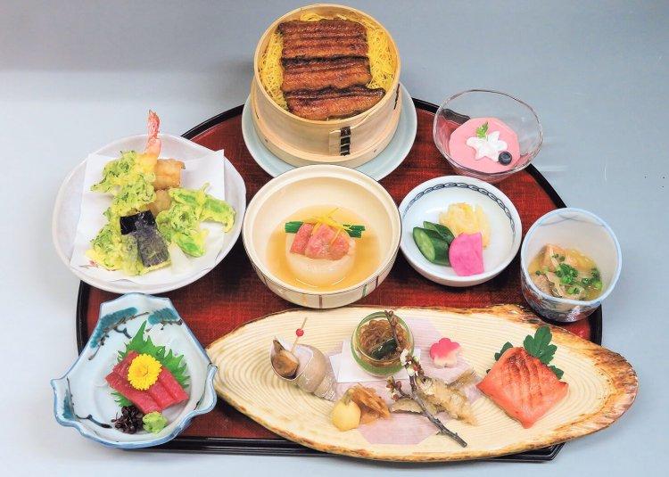 鰻割烹 伊豆榮 不忍亭(いずえい しのばずてい)