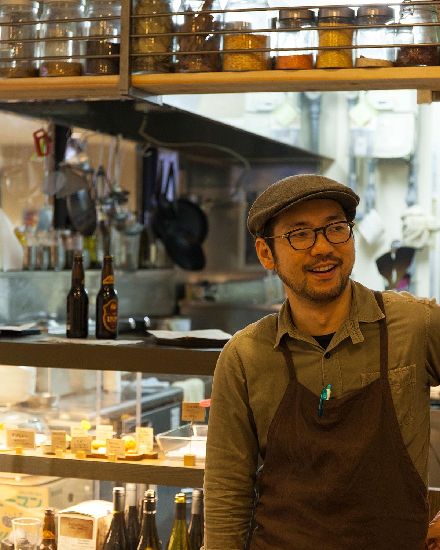 大岩さんは、南インドカレー専門店『エリックサウス』の店長を経て、2014年8月に独立。