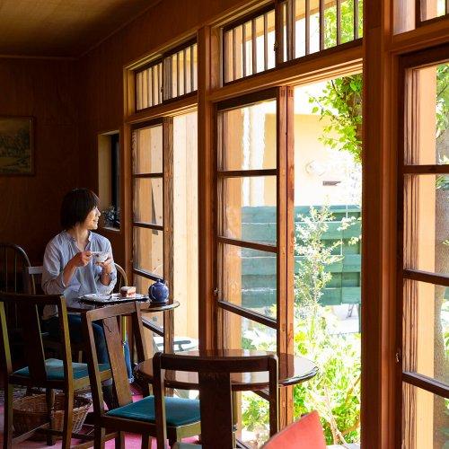 歴史の香りが色濃く残る、鎌倉のカフェ。趣たっぷりのおすすめ6店