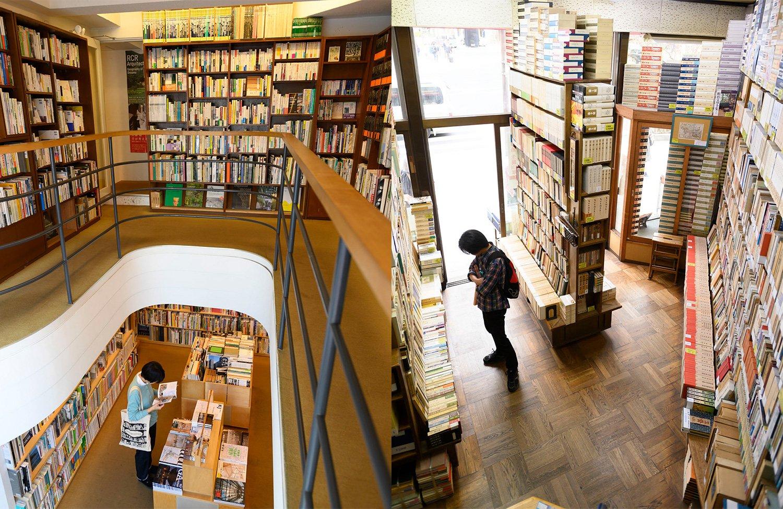 神保町の心ときめく本屋12店。古書店から新書店まで、本屋には人を惹きつける力があるのだ。