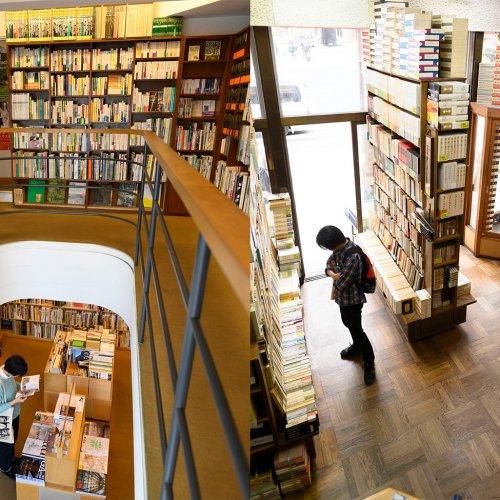 神保町の本屋には人を惹きつける力がある。古書店から新書店まで、足を運ぶだけで心ときめく本屋12店