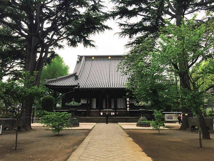 寛永寺(かんえいじ)